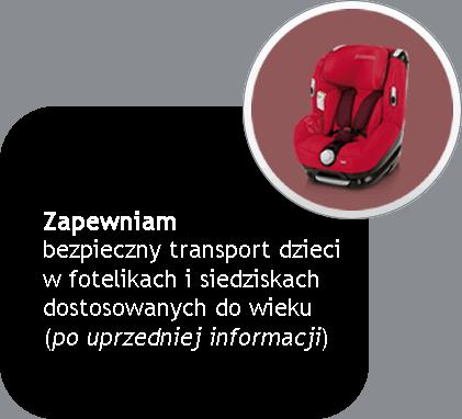 transport-dzieci-w-fotelikach na lotniska BEerlin Tegel i schonefeld